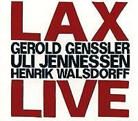 Lax - Live (jazzwerkstatt)