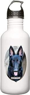 CafePress Gsd Tsap Stainless Steel Water Bottle, 1.0L Sports Bottle