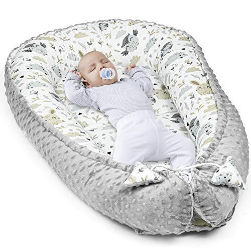Amazinggirl Reductor de Cuna - nidos para Bebes colecho Bebe Cuna algodón...