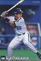カルビー2012 プロ野球チップス 40周年記念復刻カード No.M-29 北川博敏(2002年)