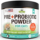 Best Probiotic For Cats - Probiotics for Cats, Prebiotic, Catnip - 120 Grams Review