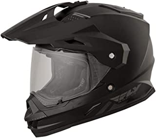 Fly Racing 73-7011X Trekker Helmet (Color Matte Black, Size X-Large)