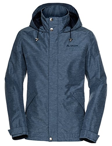 VAUDE Men's Califo Jacket II Homme, Bleu Fjord, XL