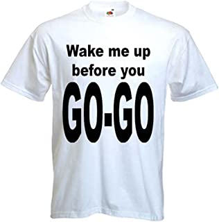 wake me up shirt