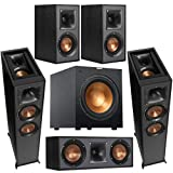 Klipsch Reference 2X R-625FA Dolby Atmos Floor Standing Speaker...