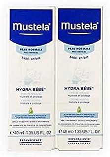 MUSTELA Hydra Bebé Pack 2x40ML