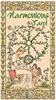 Kancharo タロットカード 78 枚 タロット占い【ハーモニアス タロット Harmonious Tarot】日本語説明書&ポーチ付き(正規品)
