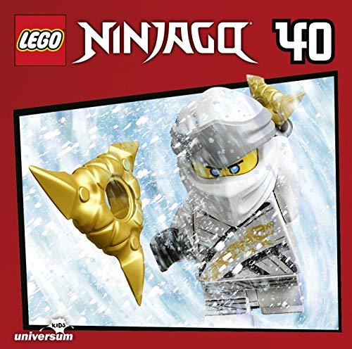Ninjago - Hörspiel, Vol.40