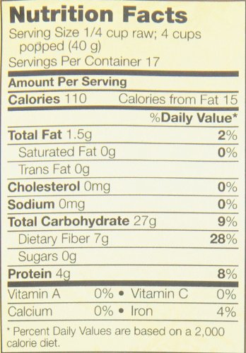 Product Image 6: Now Foods Organic Popcorn, 24 Ounce (Pack of 2)