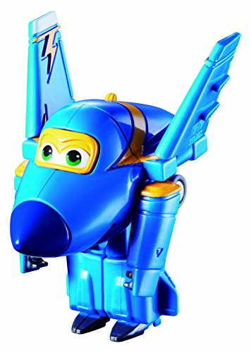 Super Wings Series 1 YW710030 Transform Spielzeugfigur Jerome