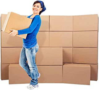 Moving Boxes - Cheap Cheap Moving Boxes - Medium Boxes - Pack of 20
