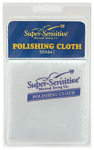 Super Sensitive Strings 9447 Orchestral String Instrument Polishing Cloth