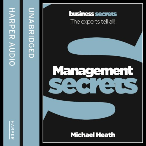 Management audiobook cover art