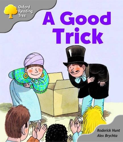 Oxford Reading Tree: Stage 1: First Words Storybooks: A Good Trick: pack Aの詳細を見る