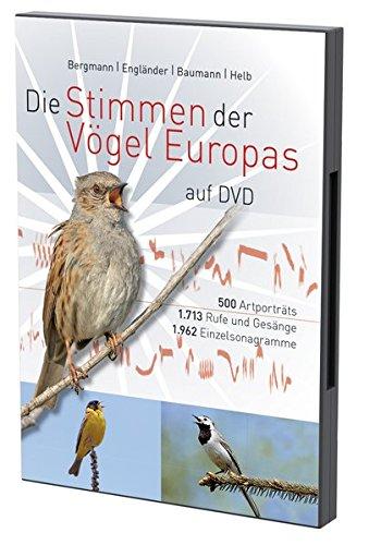 Die Stimmen der Vögel Europas 2.1 (PC+Mac)