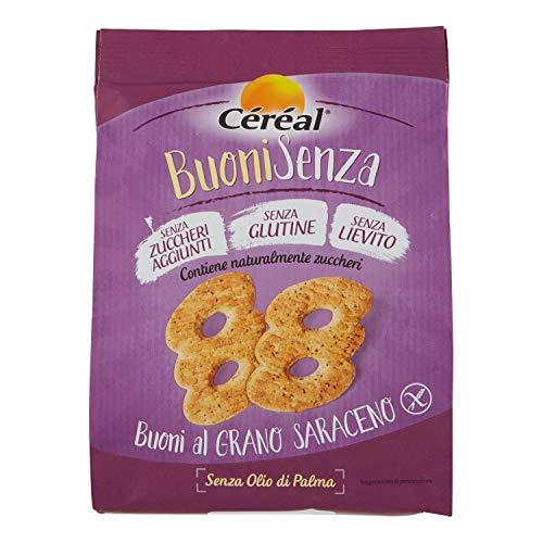 Cereal BuoniSenza Bei Buchweizen Kekse glutenfrei 200g
