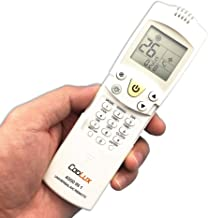 Coolux Brand Universal Remote Control for Most Brand A/Cs