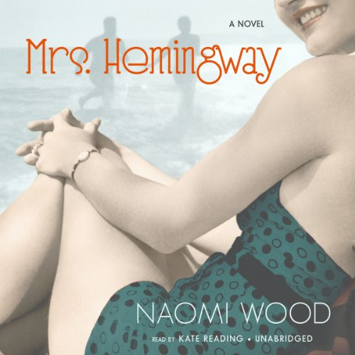 Mrs. Hemingway audiobook cover art
