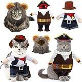 3 Piezas Disfraces de Halloween de Mascotas,...