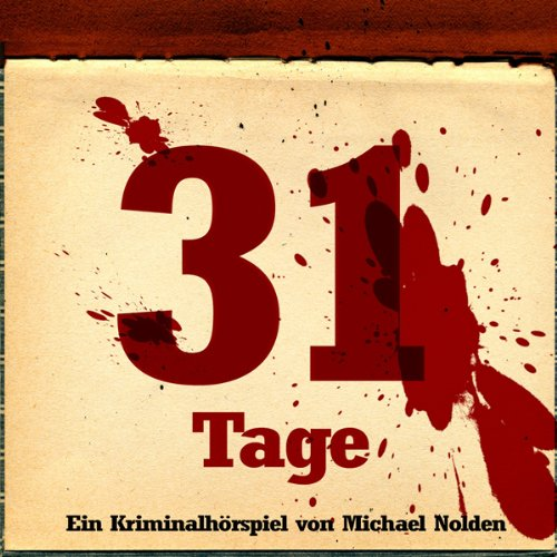 31 Tage audiobook cover art