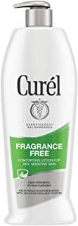 Curél Skincare Comforting Body Lotion for Dry Sensitive Skin with Advanced Ceramide Complex, Repairs Moisture Barrier, Fra...