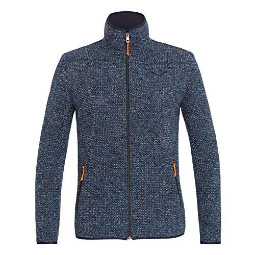 Salewa Corda 2L Laine Veste Homme Bleu, Gris FR: L (Taille Fabricant: L)