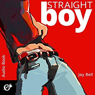 Straight Boy audiobook cover art
