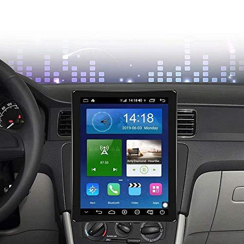 Laicve para Chevrolet para Ford para Buick para Honda para Hyundai para Jeep para Kia Doble DIN Car Radio Estéreo GPS IPS Pantalla de Reproductor Multimedia de Audio y vídeo
