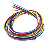耐熱電子ワイヤー イラックス A 住友電気工業 絶縁電線 1m10色 0.3sq 導体外径0.75mm(AWG22相当)