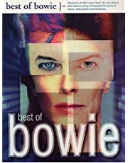 The Best of Bowie: (Piano Vocal Guitar)