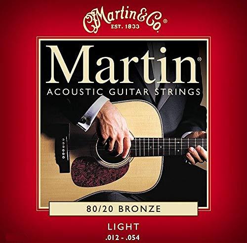 Western-Gitarren Saiten Martin MA-140 light .012 – .054