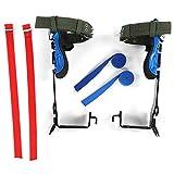 Fafeicy Herramienta de garra para trepar árboles, suministros deportivos al aire libre de acero inoxidable 304, carga de 100 kg, para trepar árboles(2 Gears)