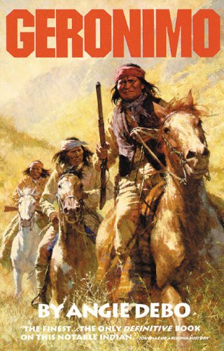 Geronimo: The Man, His Time, His Place (The Civilization of the American Indian Series Book 142) (English Edition)