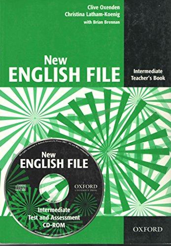 New English File Intermediate. Teacher's Book Pack: