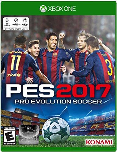 PRO EVOLUTION SOCCER 2017 - PRO EVOLUTION SOCCER 2017 (1 Games)
