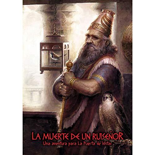 Other Selves-La Puerta de Inhtar-La Muerte de un Ruiseñor, Color (LPDI008)