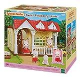 SYLVANIAN FAMILIES- Sweet Raspberry Home Dulce Casita de Las Frambuesas (EPOCH 05393)