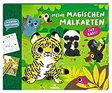 Moses. 3101 Meine magischen Tierbabys   10 Wasserzeichnung Malkarten mit Pinsel   Malset unendlich wiederverwendbar   Für Kinder ab 4 Jahren, bunt