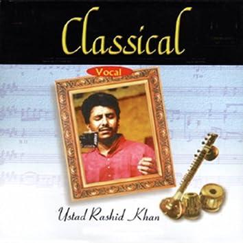 Classical Vocal: Ustad Rashid Khan (Live At Savai Gandharva Festival, Pune)