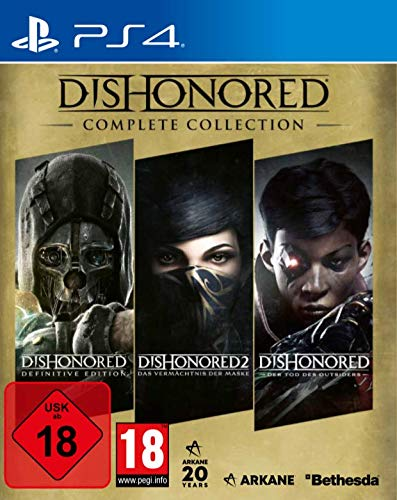 Dishonored - Complete Collection [PlayStation 4]