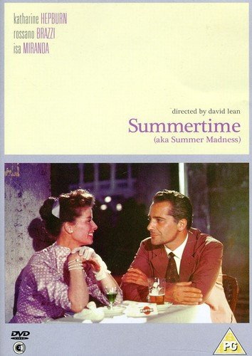 Summertime aka Summer Madness [1955] [DVD]