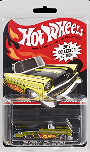 2017 Hot Wheels Collector Edition