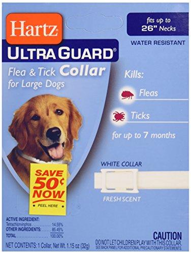 Price comparison product image Hartz 2 In 1 Large Dog Collar