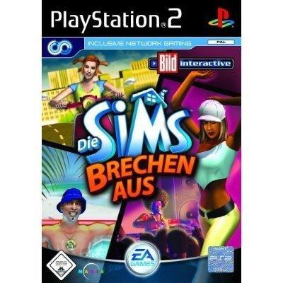 Die Sims brechen aus (PS2) Z2 gebr.