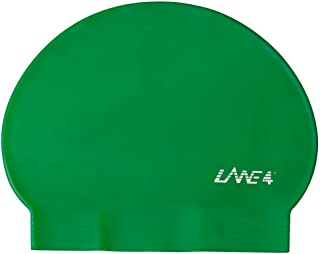 LANE4 Accessories Flat Latex Cap - Solid Color, Comfortable Lightweight Professional for Adults Men Women Teens