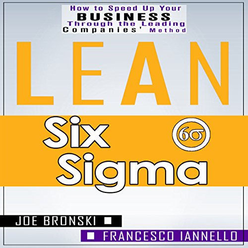 Lean Tools: Six Sigma Titelbild