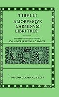 Carminum Libri Tres (Oxford Classical Texts)