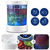 Lavadora de verduras, limpieza ultrasónica inteligente para el hogar Desinfección de frutas y...
