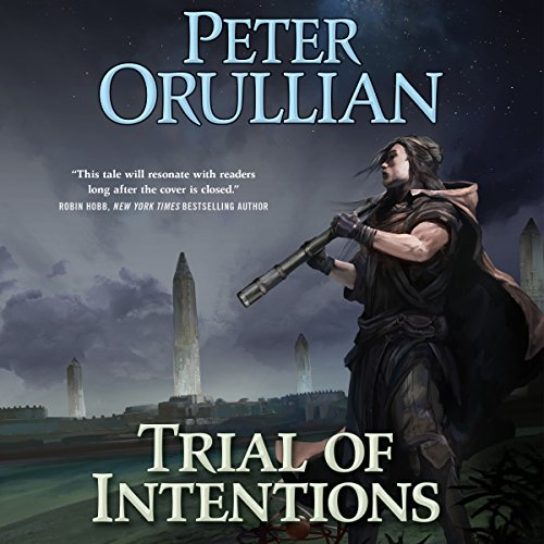 Trial of Intentions audiobook cover art