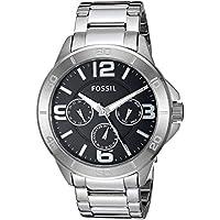 Fossil Men's Modern Century Quartz Stainless Steel Chronograph Watch
